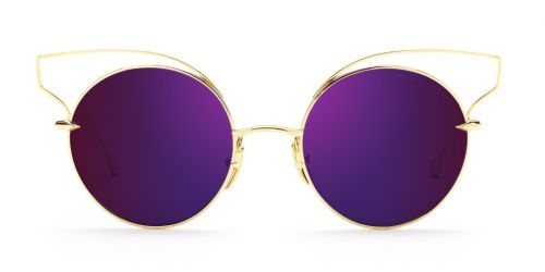 DITA Believer 23008 - yellow gold - 52 mm