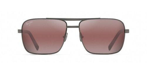 Maui Jim COMPASS - Gris plomo - 59 mm