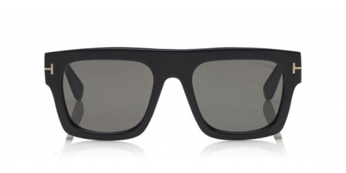 Tom Ford FT0711 FAUSTO - 01A - 53 mm