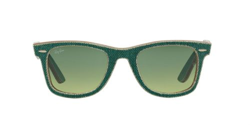 Ray-Ban RB2140 WAYFARER - 11663M - Jeans Green - 50 mm