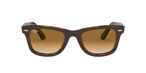 Ray-Ban RB2140 WAYFARER - 127651 - Brown On Yellow Havana - 50 mm