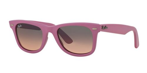 Ray-Ban RB2140 WAYFARER - 885/N1 - Matte Pink - 50 mm