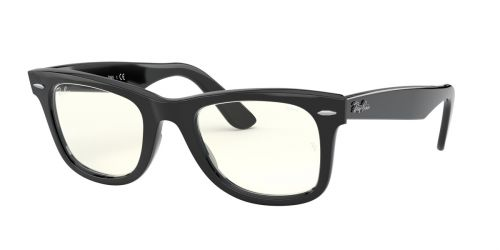 Ray-Ban RB2140 WAYFARER - 901/5F - Black - 50 mm
