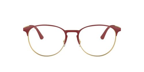 Ray-Ban RX6375 - 2982 - Bordeaux On Arista - 51 mm