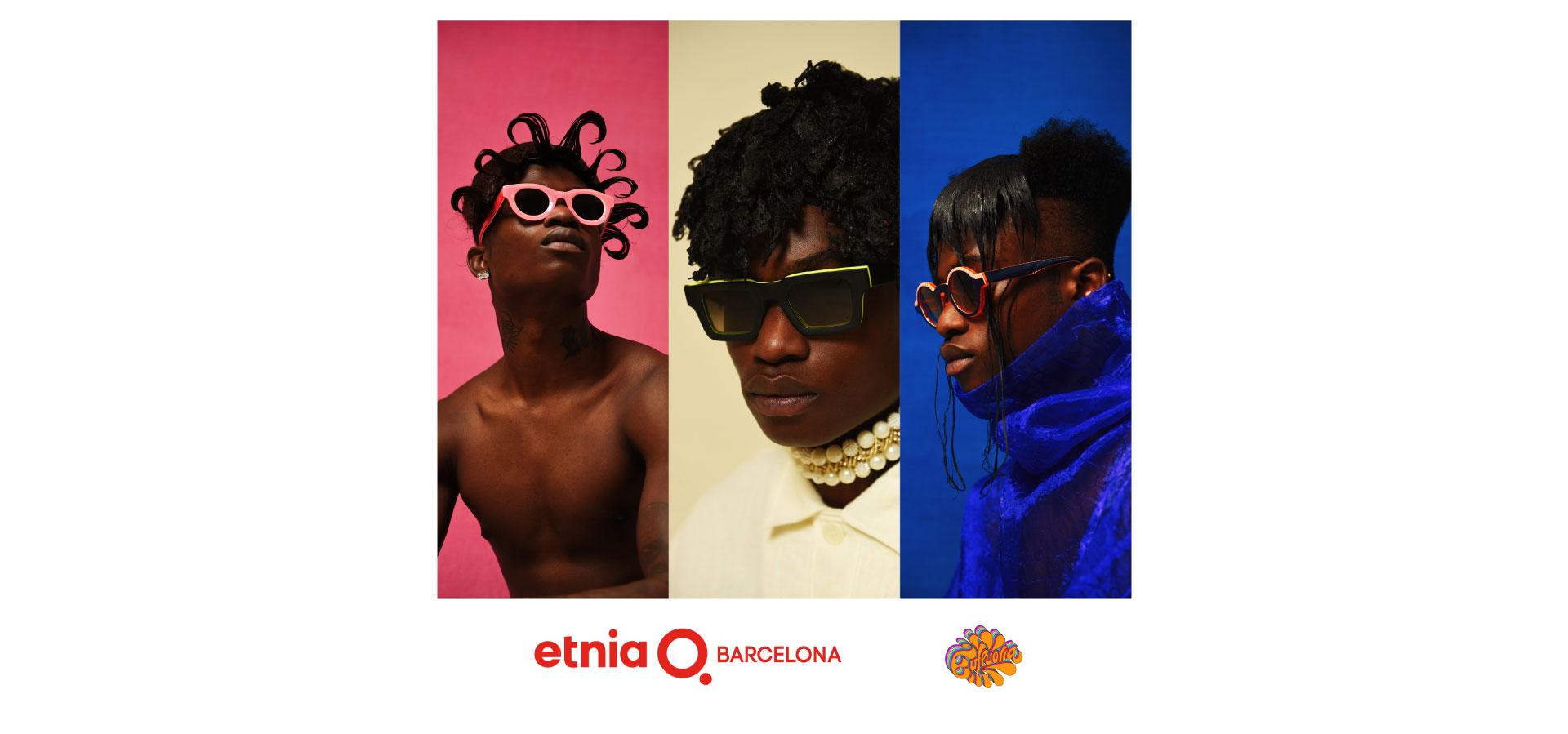 Etnia Barcelona Sunglasses   New Collection