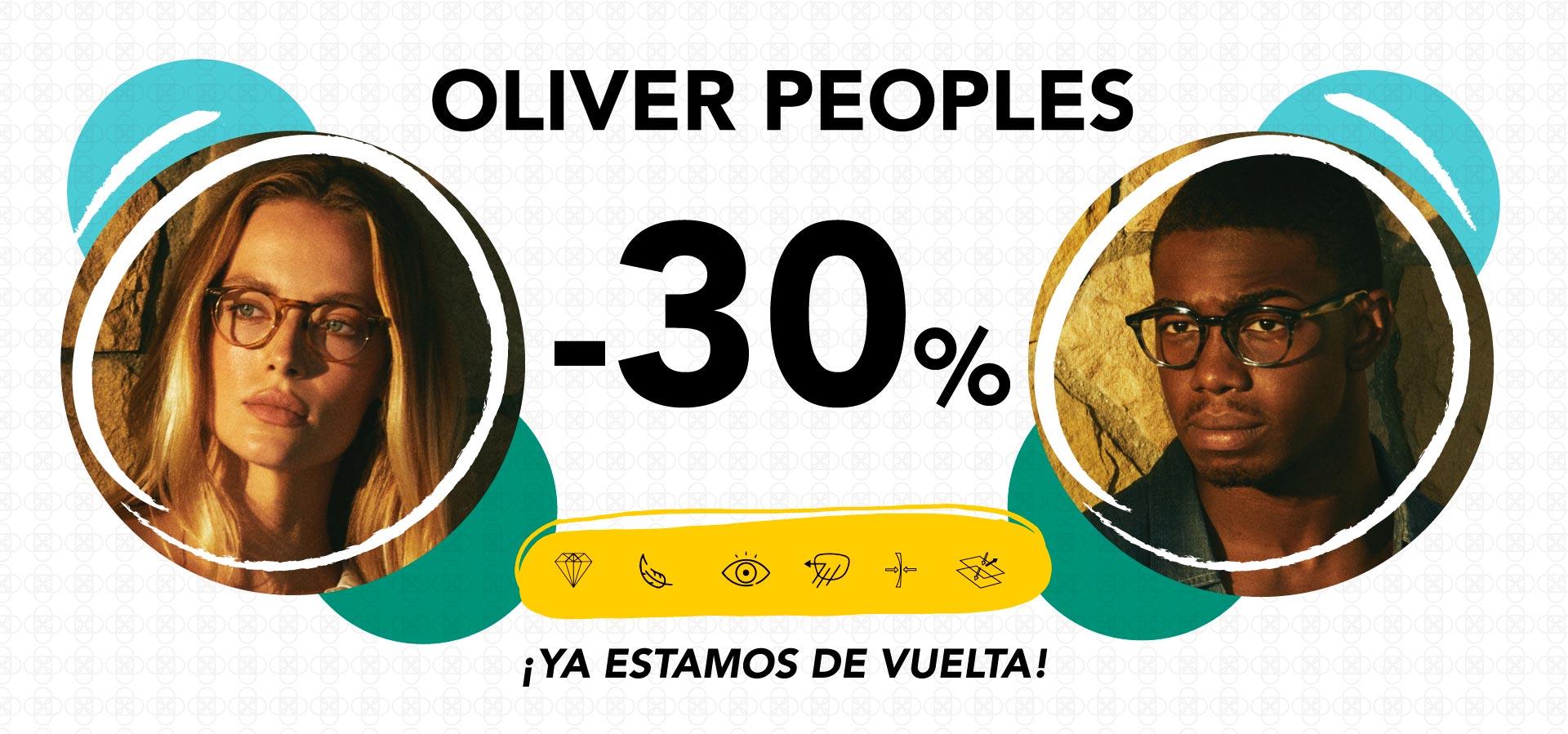 Gafas Graduadas Oliver Peoples SS2021 | Nueva Colección