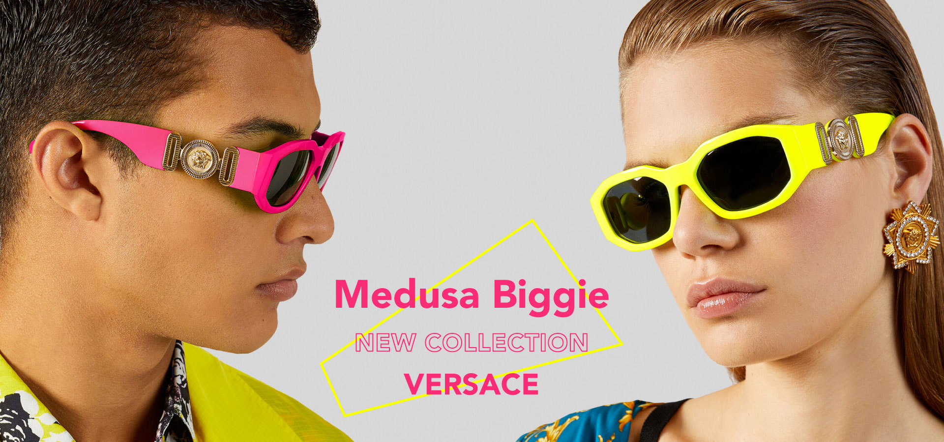 Gafas de Sol Fluor Versace | Nueva Colección